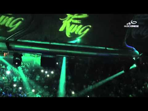 Intro BOB SINCLAR @ CROMIE DISCO • 5 MAGGIO 2012 • Italy