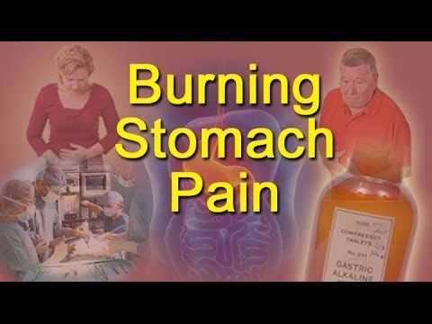 hqdefault - Causes Burning Stomach Back Pain