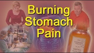 Burning Stomach Pain Causes