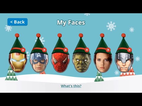 [Review] App Elf Yourself - Merry Christmas & Happy New Year By Superhero