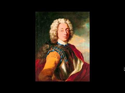 Unico Wilhelm Graf Van Wassenaer (1692-1766) 6 Concerti