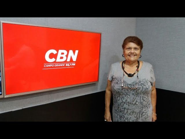Entrevista CBN Campo Grande: Lúcia Mont Serrat, Diretora MARCO