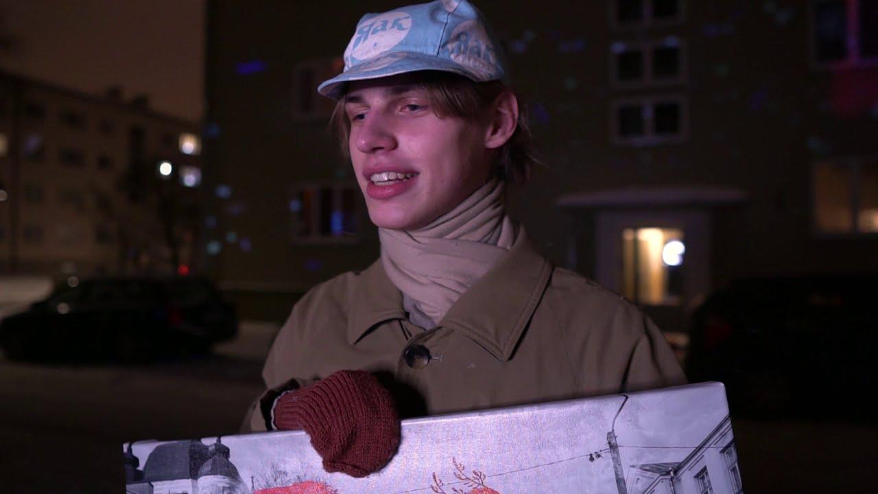 Aasta noor kultuurikandja on Gregor Kulla