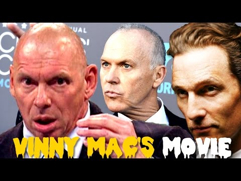 14 Actors Who Can Play Vince  Mcmahon In Pandemonium