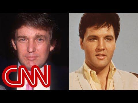 Trump compares himself to Elvis, memes ensue Mp3
