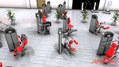 FitStop Fulda 3D Animation Fitnessstudio