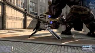 Final Fantasy 15 Demo Gameplay