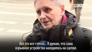 """Очевидица теракта в метро Санкт-Петербурга: """"Мы лежали и я думала: только бы доехать"""""""