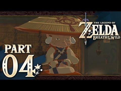 The Legend of Zelda: Breath of the Wild - Part 4 - Locked Momentos