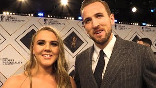 Harry Kane, Tyson Fury & Dina Asher-Smith Interviews - Sports Personality Of The Year