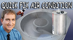 How To Replace Air Conditioner Condenser Capacitor