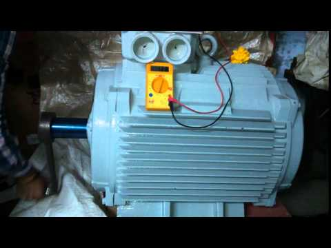 50 KW Permanent Magnet Generator