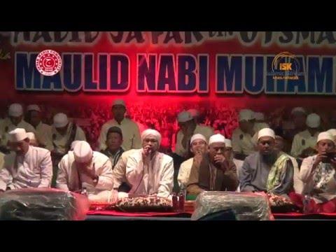 (HD) Beru Bersholawat Bersama Habib Ja'far Bin Ustman Al Jufri Turi Putih + Kereto Jowo + Syi'ir NU