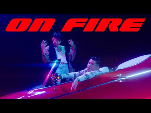 Yultron X Jay Park - On Fire