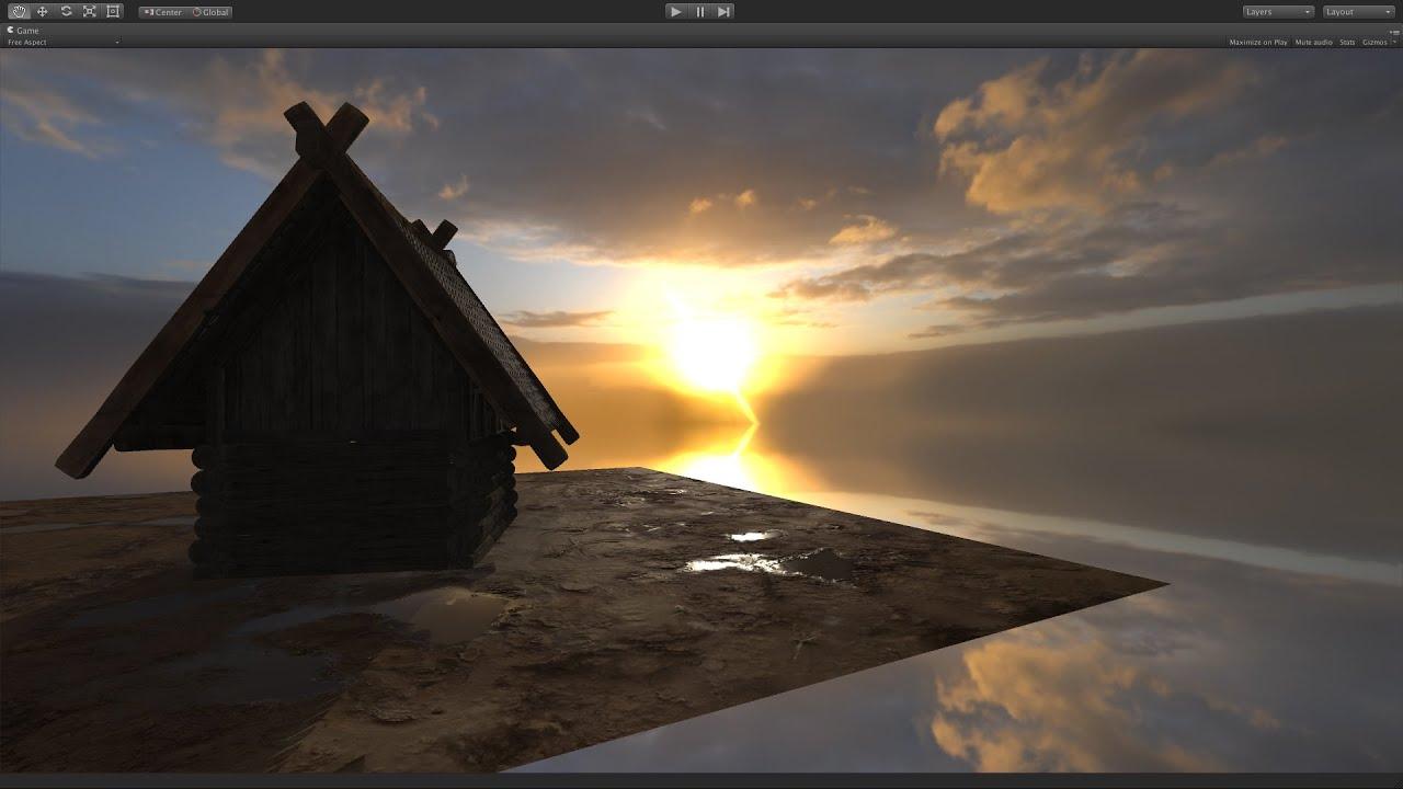 Unity 5 beta Lighting workflow quick look YouTube