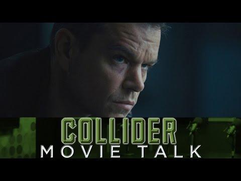 Collider Movie Talk - Jason Bourne Teaser Trailer, Thanos Screen Time In Infinity War