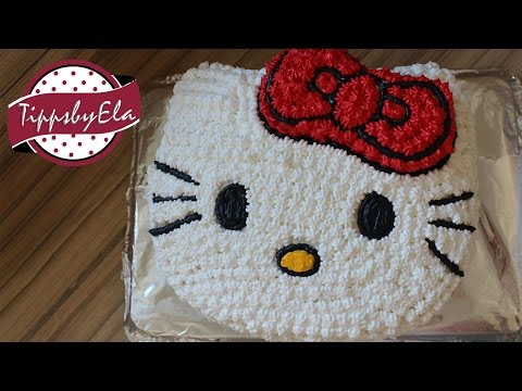 How To Decorate A Cake Lake Turkey
