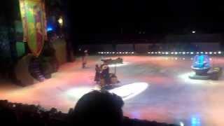 Ледовое шоу Disney On Ice: Princesses & Heroes - 12 FROZEN начало