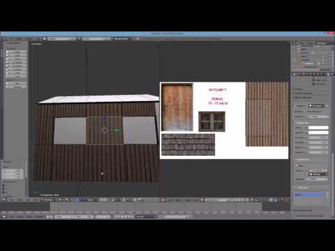 ets2 blender tools ein haus bauen toturial euro truck simulator 2 home modellbau youtube. Black Bedroom Furniture Sets. Home Design Ideas