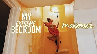 One of Koleen Diaz's most viewed videos: My EXTREME Bedroom Makeover/Transformation! | (Girls bedroom tour)