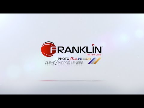 Franklin Photo Flash Mirror Lenses