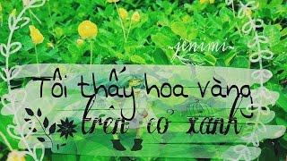"""[PICSART] Des hình đơn giản """"Tôi thấy hoa vàng trên cỏ xanh"""""""