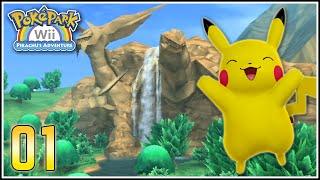 PokéPark Wii Capítulo 1 - EL SECUESTRO DE CHIKORITA D: