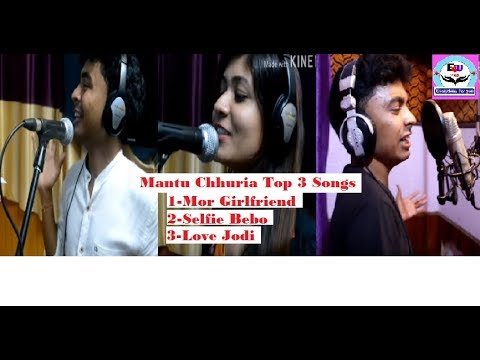 Mantu Chhuria Top 3 Songs | Studio video of all Hit Songs 2017