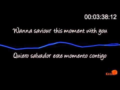 Ferry Corsten  Black Velvet English  Spanish Lyrics Sub