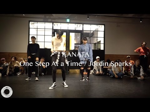 KANATA  One Step At a Time  Jordin Sparks @En Dance Studio SHIBUYA