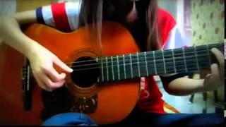 Em Không Muốn Ra Đi Guitar Cover ♥ Teo Maxx