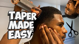 HOW TO TAPER : MĄDE EASY!