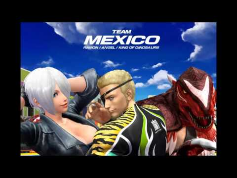 The King of Fighters XIV - Sky Blue (Mexico Team Theme) OST