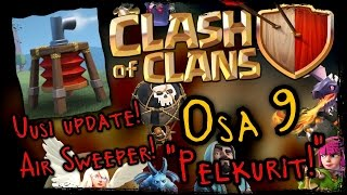 Clash of Clans - Osa 9 - Pelkurit! [Ranged Troopit]