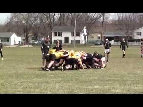 Oakand University Rugby vs Western Michigan University