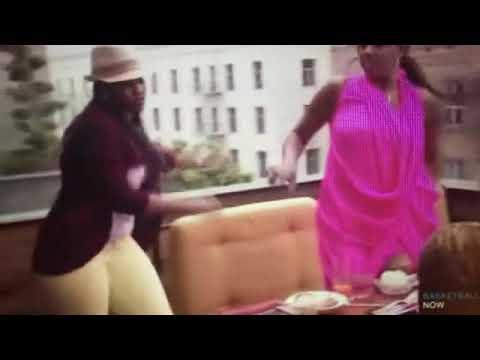 Basketball wives LA malasiya pargo vs laura govan