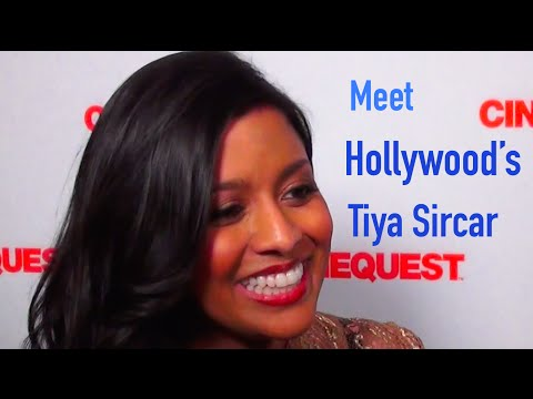 Tiya Sircar on Hollywood, Mindy Kaling and Miss India America