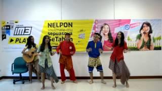 IM3 PLAY NATION - IM3 SUKABUMI LAGU TRADISIONAL MEDLEY