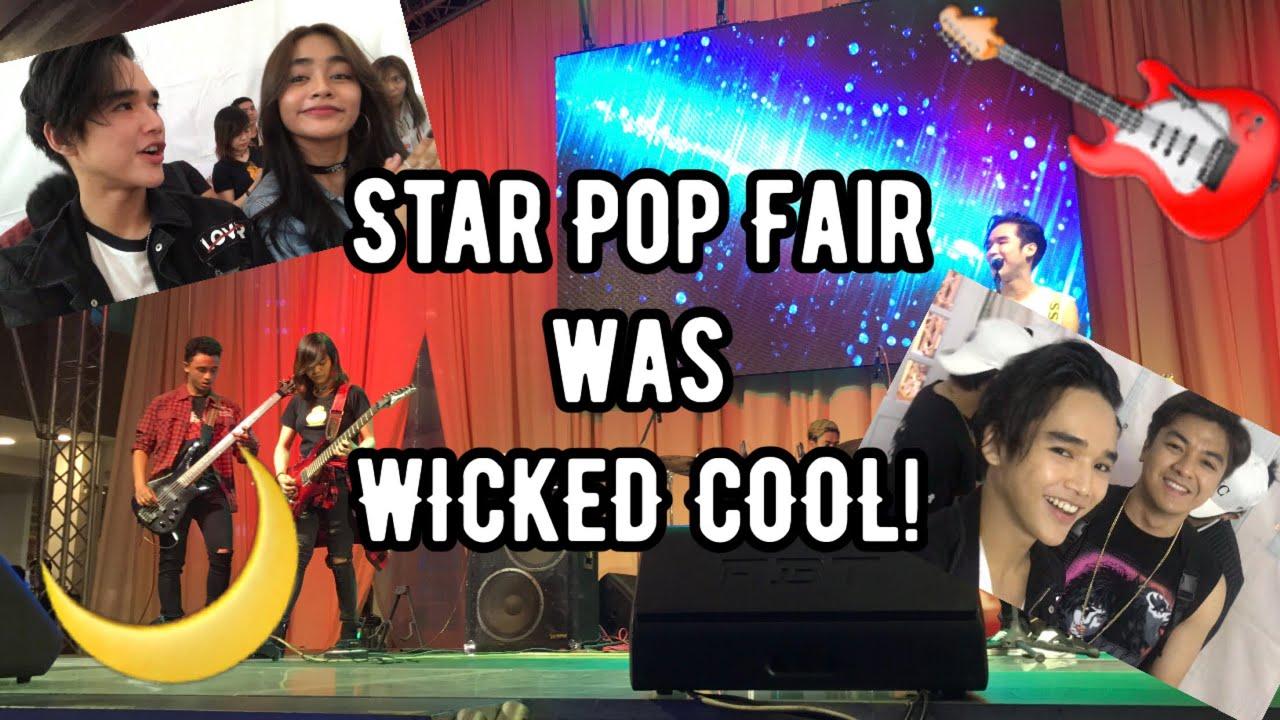 Download Star Pop Fair & the happenings 🤘🏼