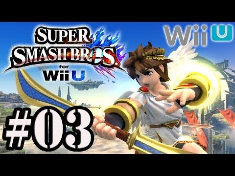 Let's Play: Super Smash Bros for Wii U - Parte 3