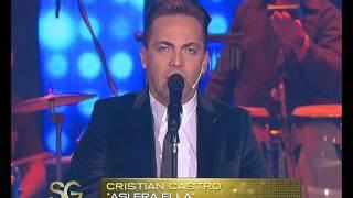 "Cristian Castro Canta ""Así Era Ella"" - Susana Giménez"