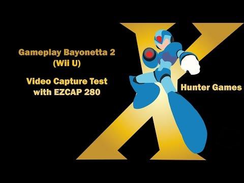 Bayonetta 2 - Video Capture Test