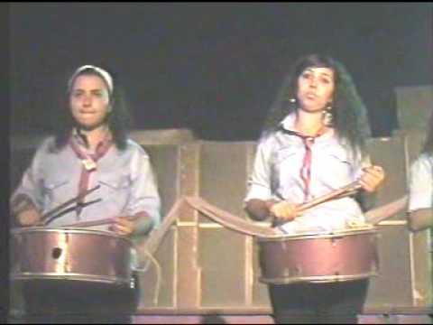 حفل الكشافة - كنيسة مارمينا شبرا - 2009 - ج3