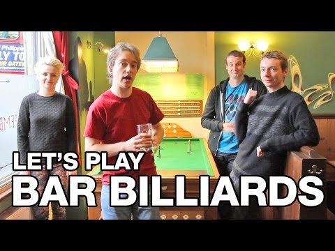 Let's Play: Bar Billiards
