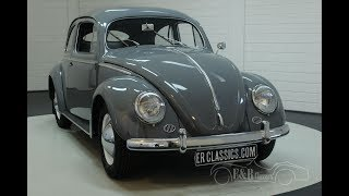 Volkswagen Beetle 1953-VIDEO- www.ERclassics.com