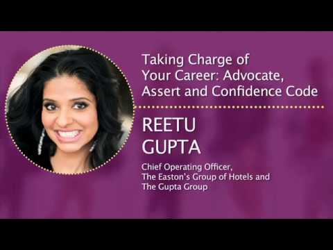 Reetu Gupta - Women in Tourism & Hospitality Conference 2017