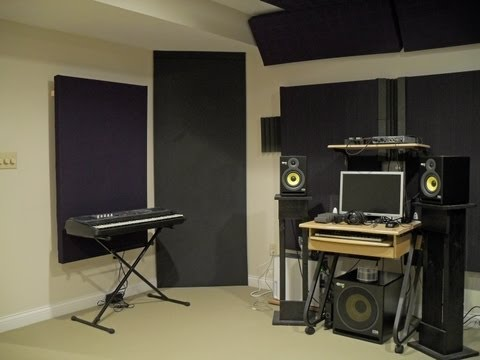 How To Hang Acoustic Panels With Accuracy Youtube