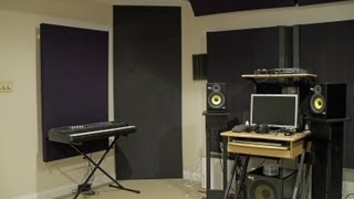 Video How To Hang Acoustic Panels With Accuracy download MP3, 3GP, MP4, WEBM, AVI, FLV Juli 2018