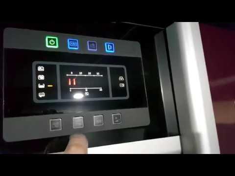 Cbe Pc180 Control Panel Youtube