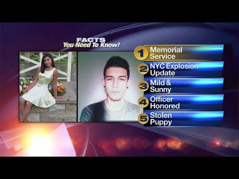 December 12th Morning Rush: Memorial services for Aztec High School students held this weekend